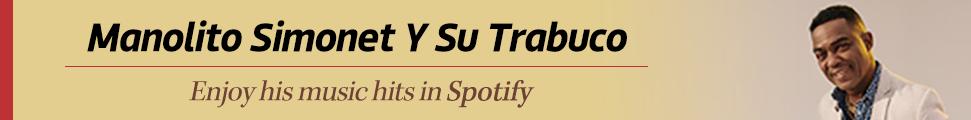 Manolito Simonet Spotify